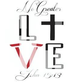 Download No Greater LOVE John 15 SVG DXF PDF JPG JPEG VECTOR ...