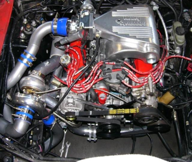 5 0 Mustang Turbo Kit