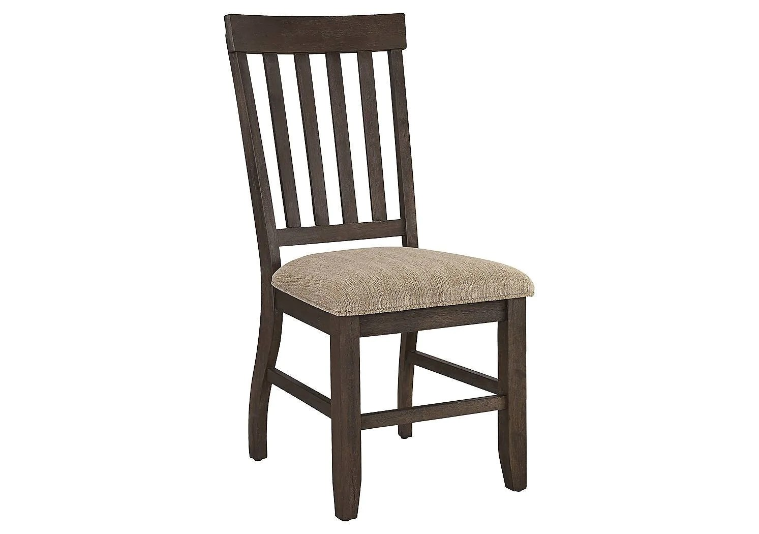 Ashley Chairs Kagans Home Ashley Signature Chairs Dresbar Dining Uph Side