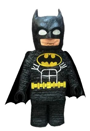 Batman Lego Custom Pinata  Custom Party Pinatas  Pinatascom