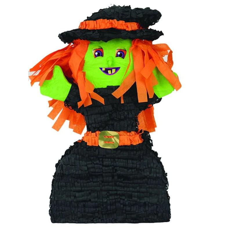 Halloween Witch Pinata - Custom Party Pinatas