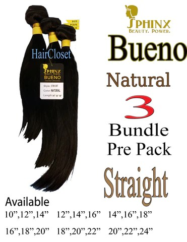 sphinx bueno straight hair