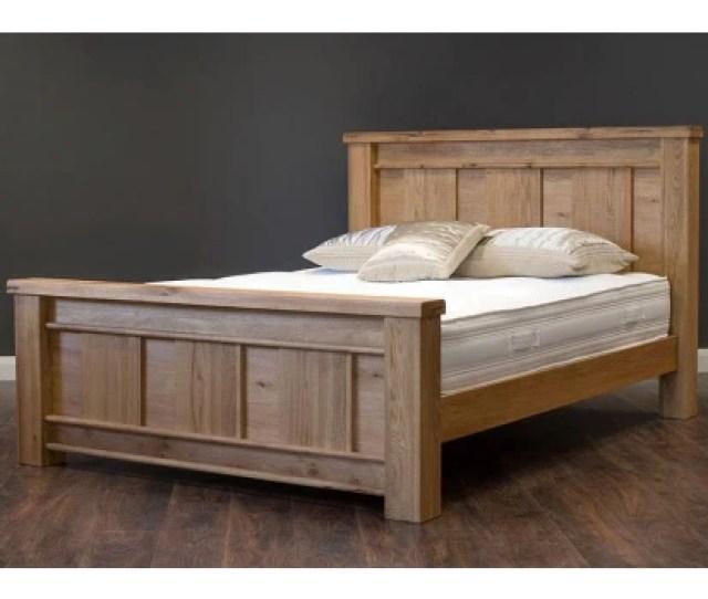 Dimarco Oak Super King Size Bed Frame Corstorphine Bed Centre Edinburgh