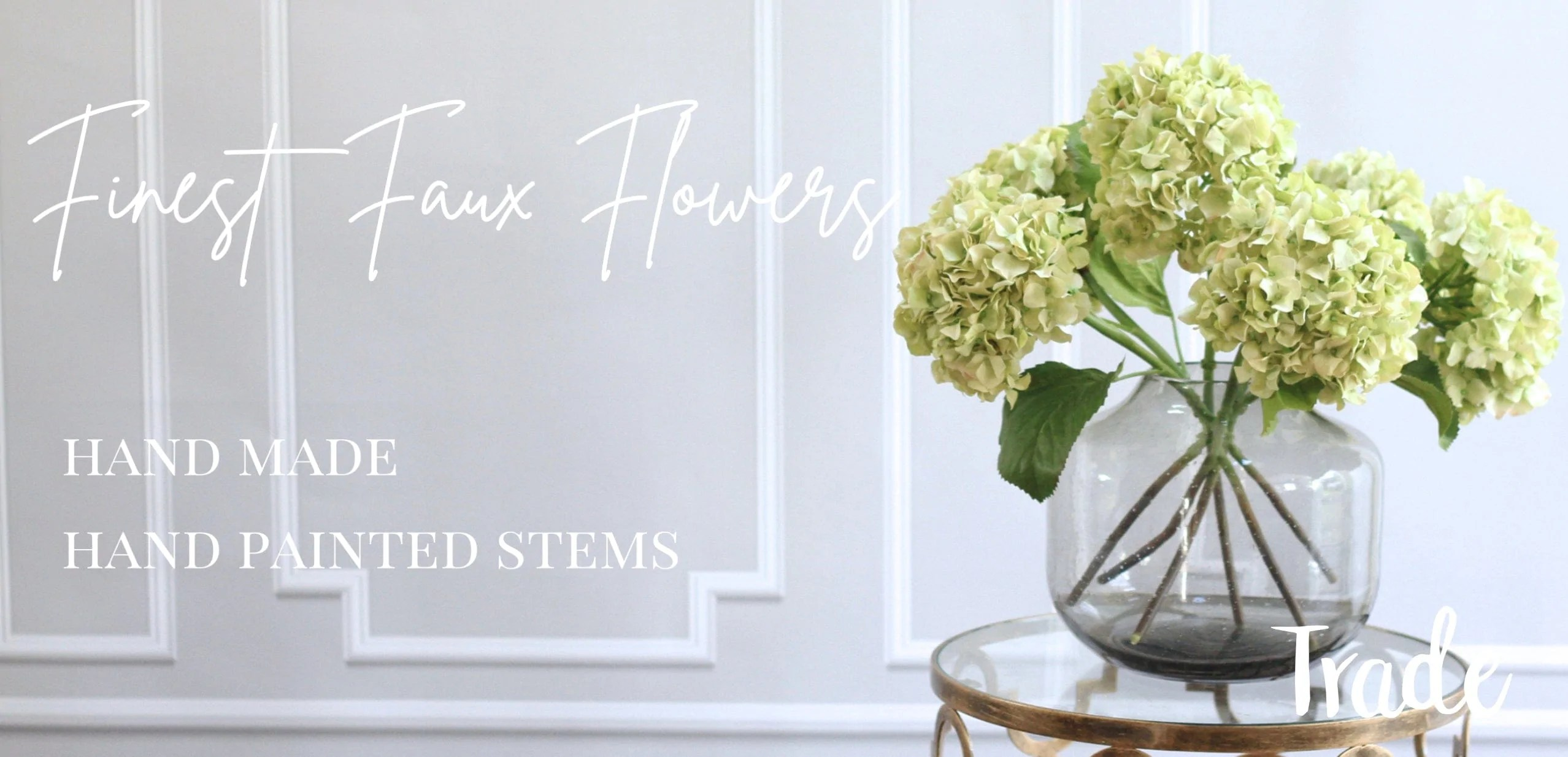 Luxury Artificial Flowers Realistic Silk Flower Arrangements
