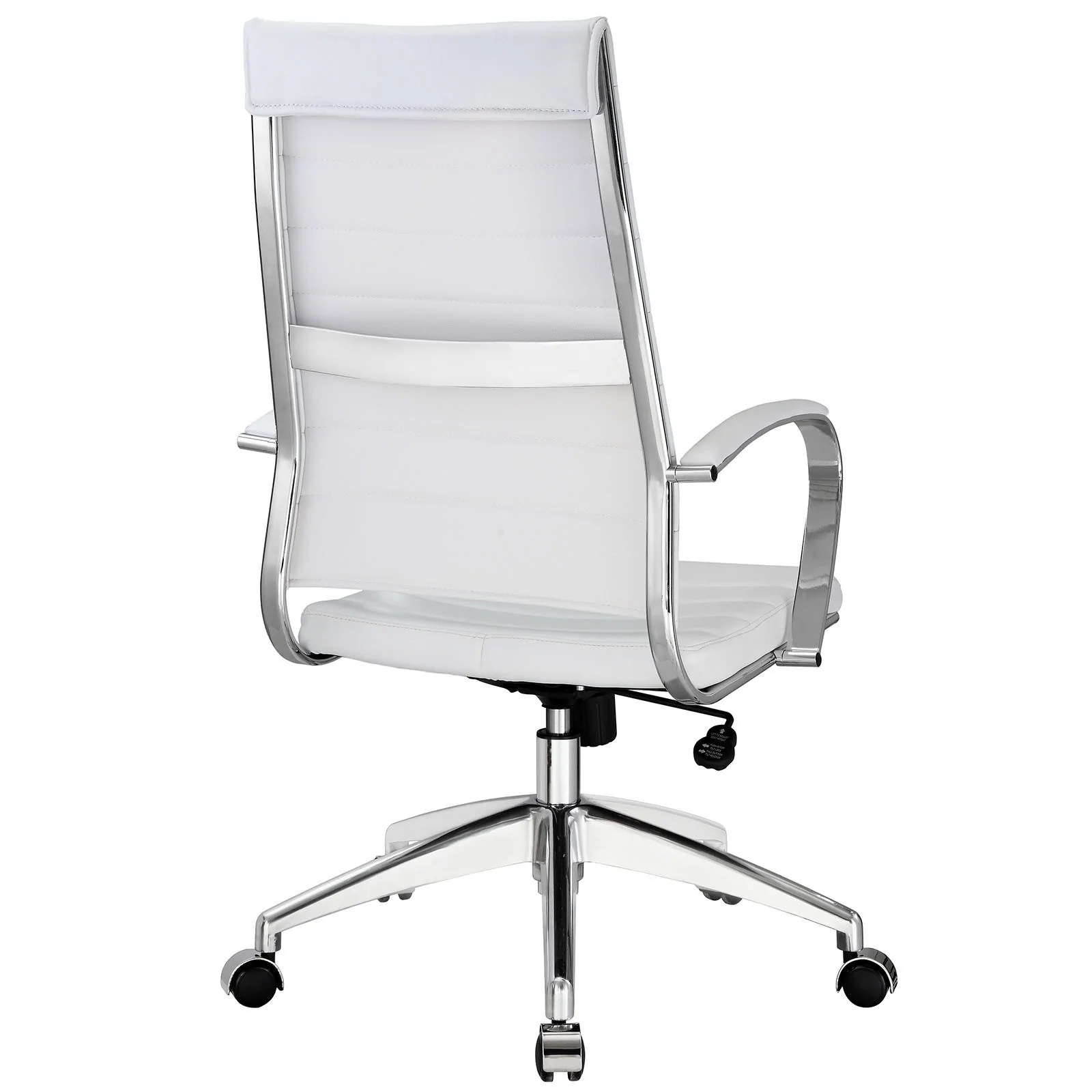Minimalist Desk Chair Modway Modern Jive High Back Adjustable Computer Office Chair Eei 272