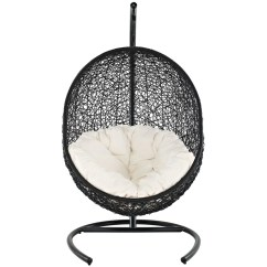 Love Swing Chair Nova Ortho Med Transport Modway Furniture Encase Outdoor Patio Lounge