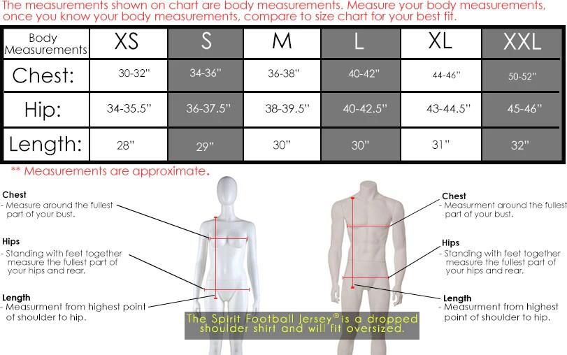 Greek sorority fraternity spirit jersey size chart popular long sleeve best selling apparel sports varsity also  something rh somethinggreek