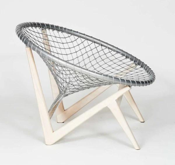 Escuna Outdoor Rope Chair  LALO Outdoor