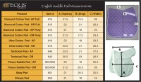 EOUS Sizing Information