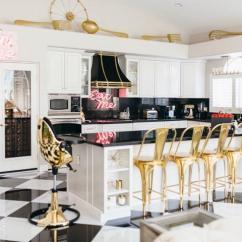 Kitchen Facelift Chef Decor House Of Posh Tots