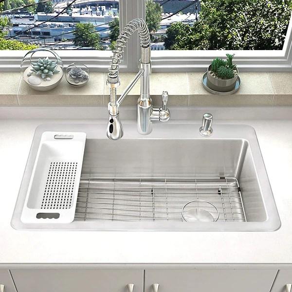 offset drain sinks zuhne