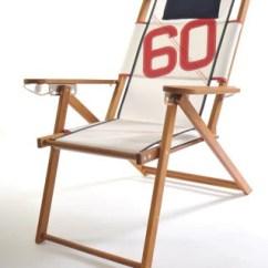Sailcloth Beach Chairs Chair In Spanish Nautical Line Cape Cod Company Nauset Heights