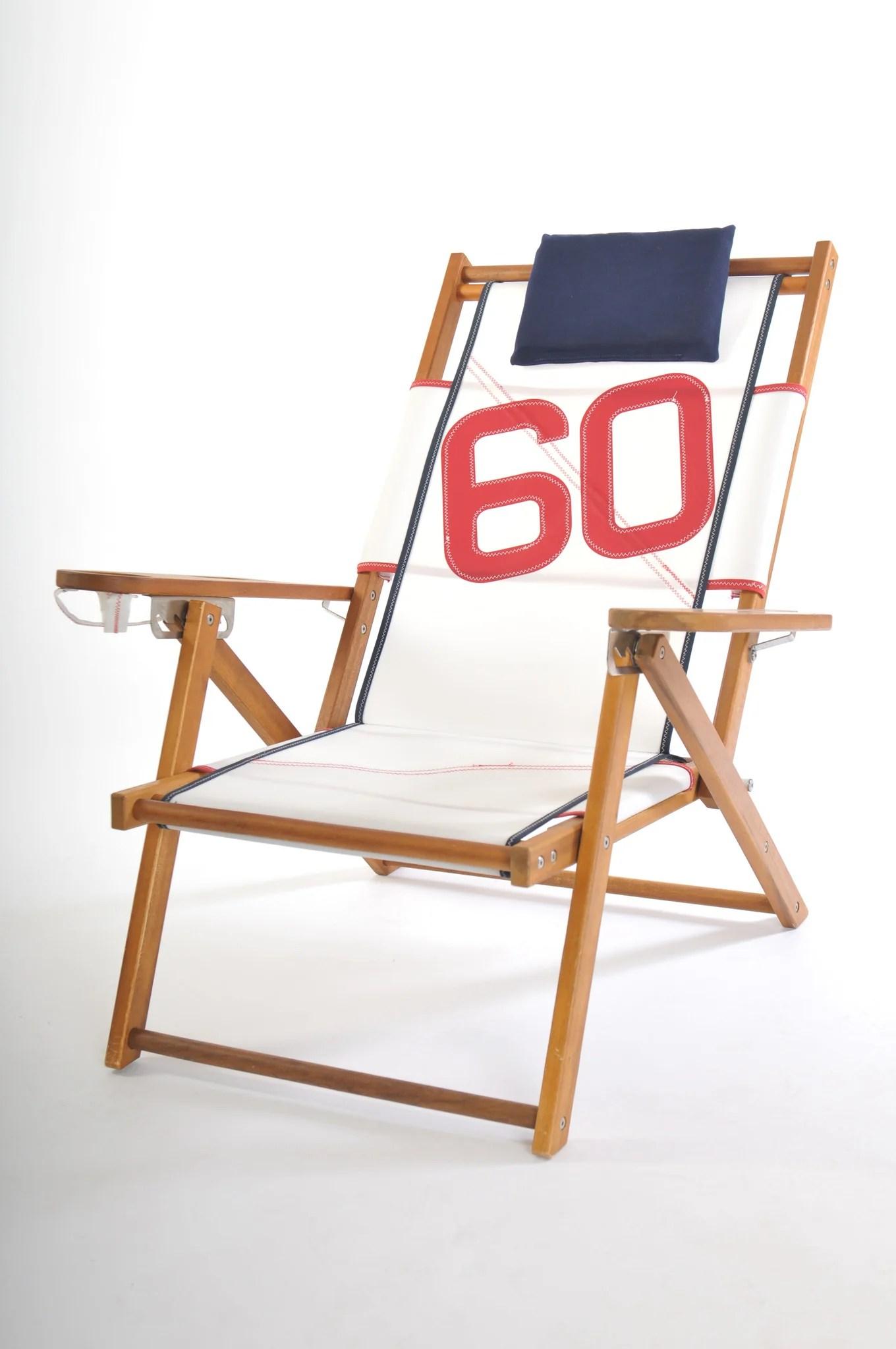 cape cod beach chair mima high nautical line nauset recliner company
