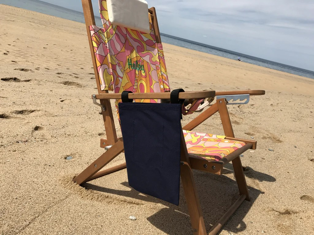Cape Cod Beach Chair Large Storage Pouch Cape Cod Beach Chair Company