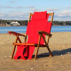 Cape Cod Beach Chair Seagrass Wingback Great Island Backpack Company