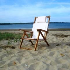 Cape Cod Beach Chair Hardwood Mat Diy Breakwater Company