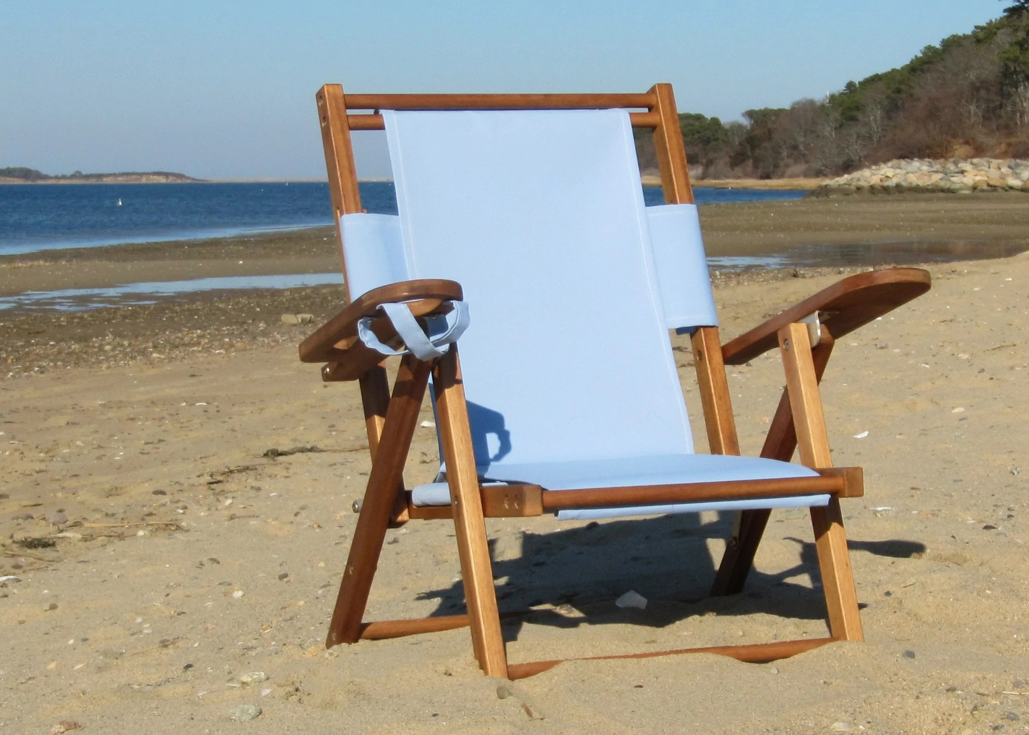 cape cod beach chair picnic time with side table children 39s breakwater company