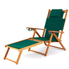 Easy Chairs With Footrests Desk Chair Wheel Nauset Recliner Footrest Cape Cod Beach Company