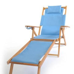Beach Chairs With Footrest Rocking Chair Upholstered Nauset Recliner Cape Cod Company