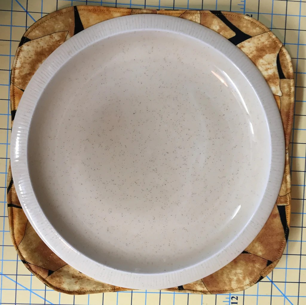 microwave bowl cozy template 10 5