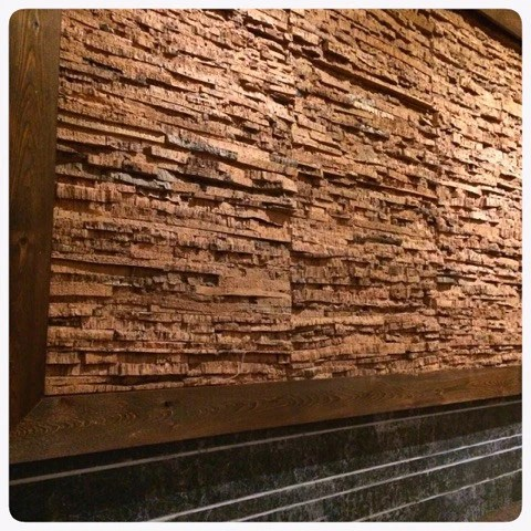 Inca Valley Inner Bark Textured Cork Wall Tiles