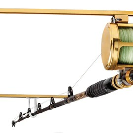the best fishing rod racks and holders