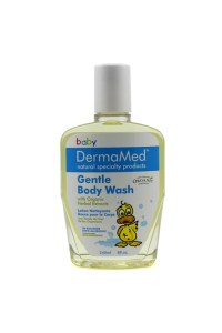 Organic Baby Gentle Body Wash  DermaMed
