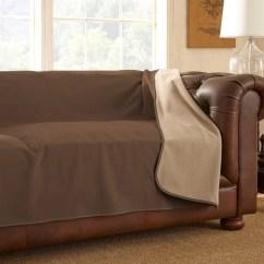 Sofa Waterproof Cover Cost Plus Sofas Clonmel Furniture Mambe Blanket Co Chocolate Cappuccino Fleece
