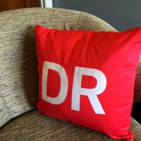 "HYDR ""DR"" Pillow  HYDR"