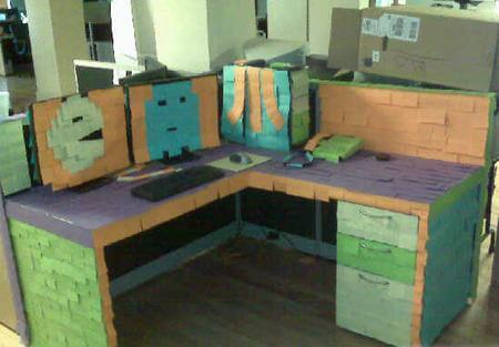 Crazy Desk Ideas