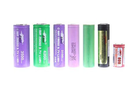 Tutorial best batteries for mods and vaping safety also misthub rh