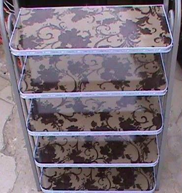 meuble pour chaussures en fer et bois importe yonentel