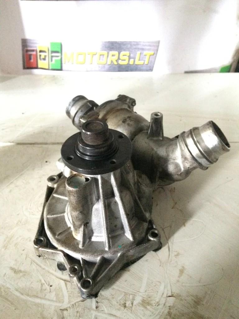 small resolution of  2000 448s2 m62tub44 bmw 4 4 petrol v8 engine water pump