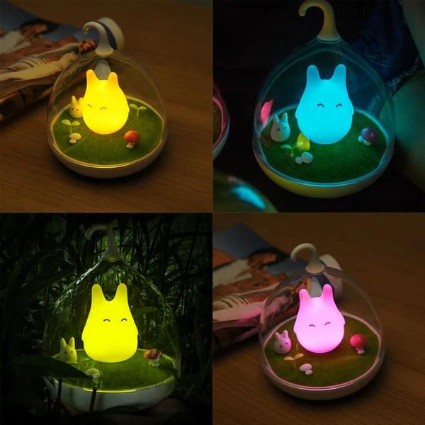 Totoro LED Night Light  Totoro Store