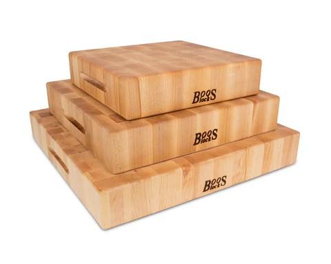 Large Blocks Of Wood