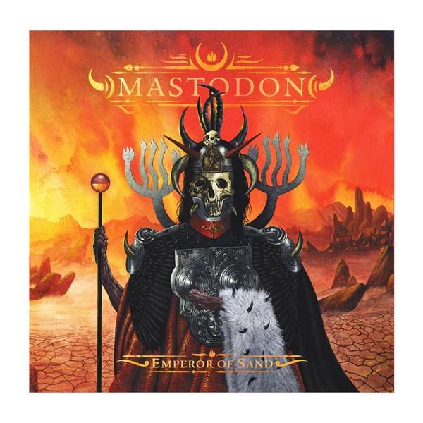 Image result for mastodon emperor of sand cover