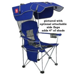 Chair With Shade Canopy Bistro Table And Chairs Indoor Folding Camping For Sale Renetto Original 3rd Generation Tailgate Edition Backpack Beach