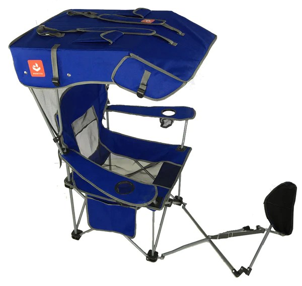 chair with canopy wheelchair racing hideaway footrest 3 0 from renetto original backpack beach