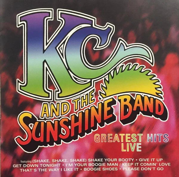 Kc And Sunshine Band Boogie Shoes