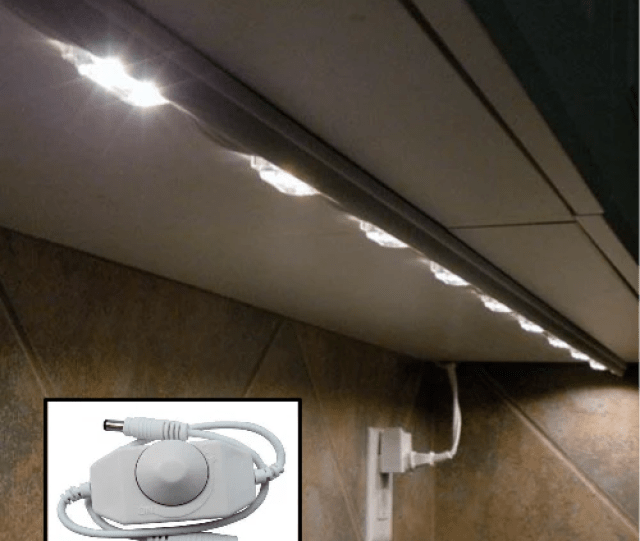 Kitchen Under Cabinet Counter Led Lighting Plus Dimmer