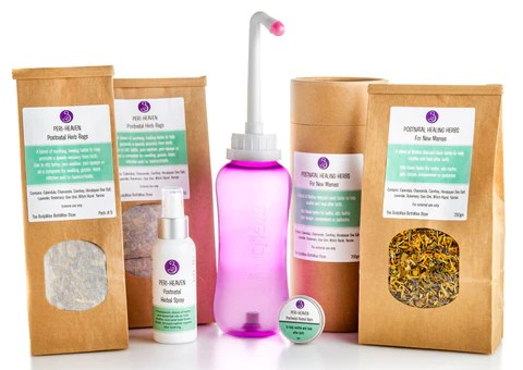 The Peri-Heaven Postnatal Healing Range BodyWise BirthWise Store