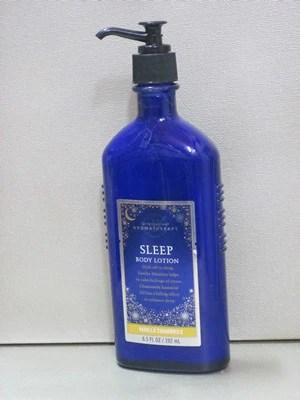 Bath  Body Works Aromatherapy Sleep Vanilla Chamomile Body Lotion 65  Discontinued Beauty