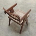 Chandigarh Office Cane Chair Pierre Jeanneret Re Edition Phantom Hands
