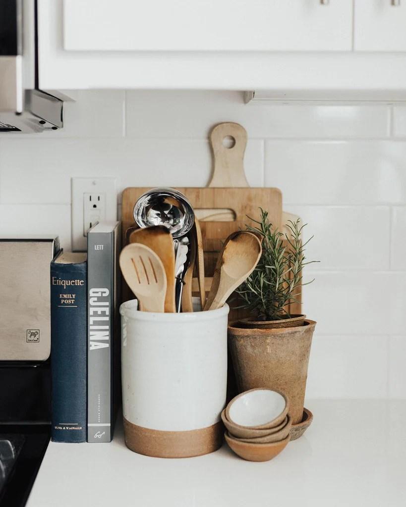 kitchen crock best camp utensil sawyer ceramics