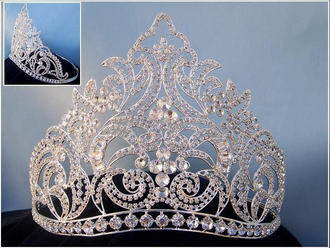 danielle beauty pageant rhinestone