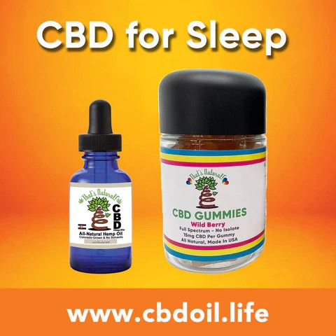 best CBD for sleep, most trusted CBD, best CBD for anxiety, best-rated CBD, That's Natural, Thats Natural CBDA topicals, The Herb Bar Austin Texas, www.cbdoil.life, cbdoil.life, thatsnatural.info