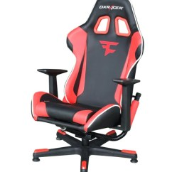 Dxracer Gaming Chairs Pink Furry Chair Cover Faze Console Champs