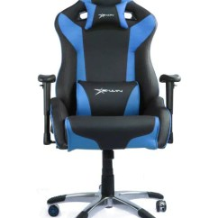 Xl Desk Chair Beach With Footrest And Canopy Ewinracing Flash Series Flf Gaming Champs Chairs