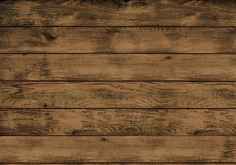 Rustic Faux Wood Rugs  Retro Barn Country Linens
