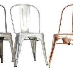 Cafe Chairs Metal Office Leather Ooh Events Design Center